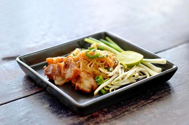 Thai food Premium Photo