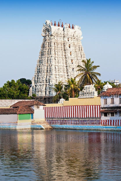 Thanumalayan temple Premium Photo