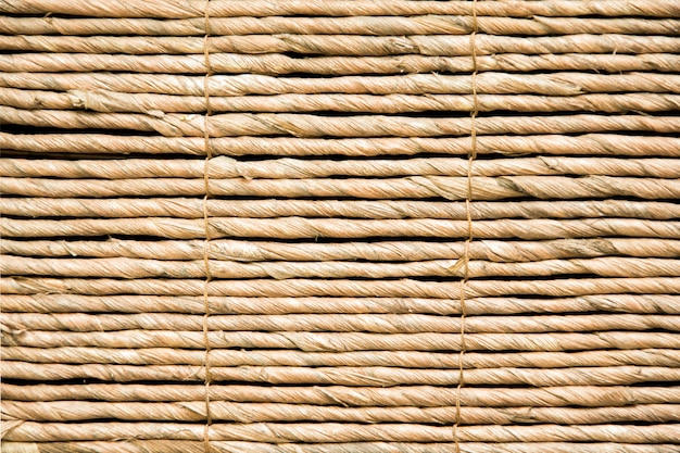 Thatch roof background, hay or dry grass background, thatch