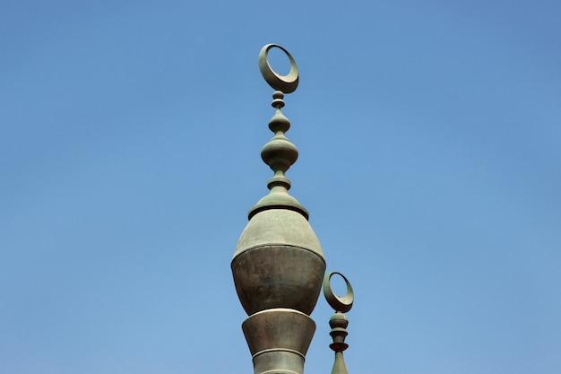 サウジアラビア、ジェッダ市の芸術 Premium写真