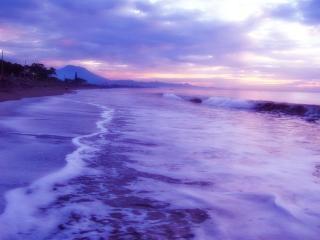 The atmosphere of coastal dunes, sand, sky Free Photo