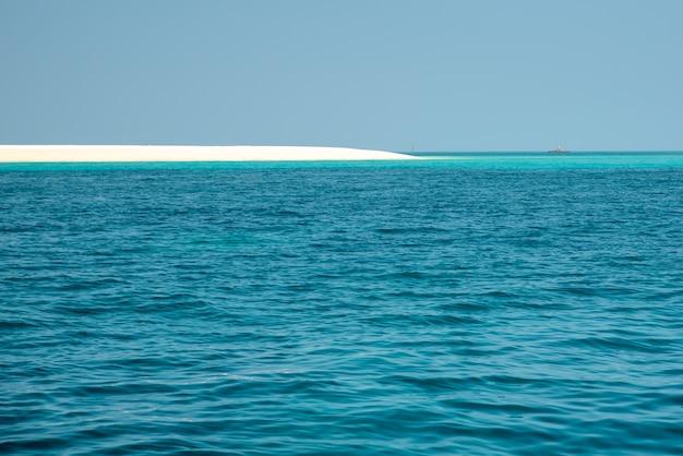 台湾海峡の群島である漁島または澎湖 Premium写真