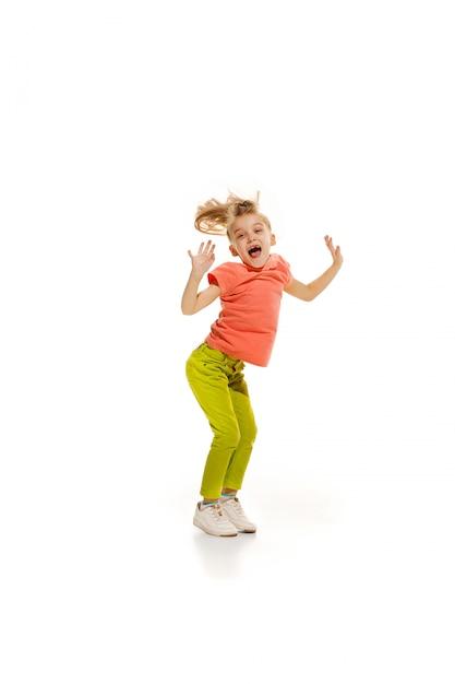 Детская школа танцев, балет, хип-хоп, стрит, фанки и современные танцоры Бесплатные Фотографии