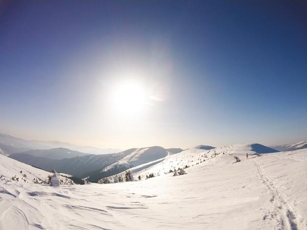 Самая красивая украинская природа Premium Фотографии