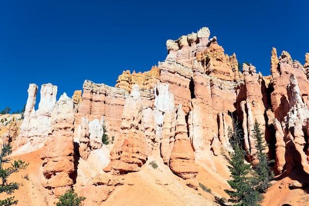 Тропа навахо в брайс-каньоне, юта Бесплатные Фотографии