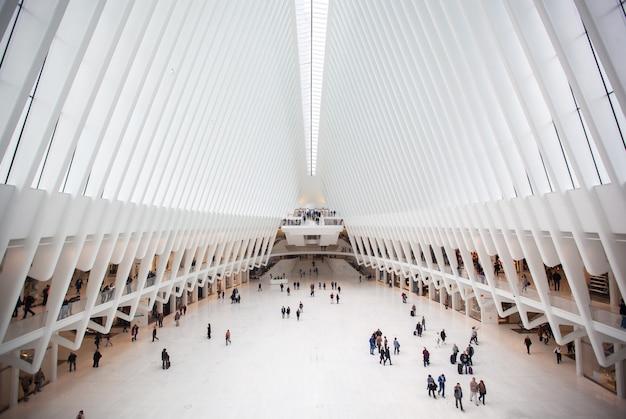 Здание oculus Бесплатные Фотографии