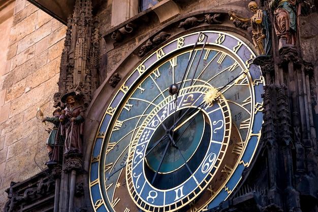 Пражские астрономические часы Бесплатные Фотографии