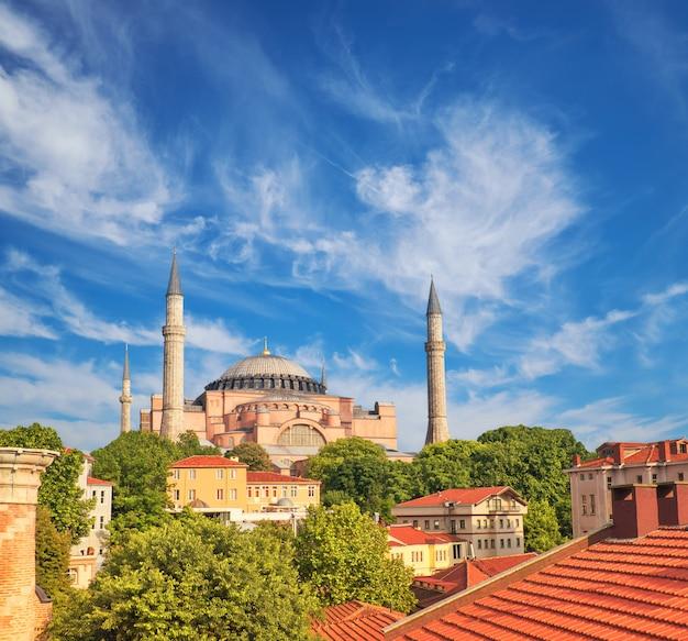 The sehzade mosquel、イスタンブール、トルコ Premium写真