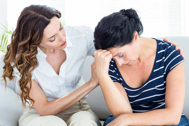 Image result for calming someone down