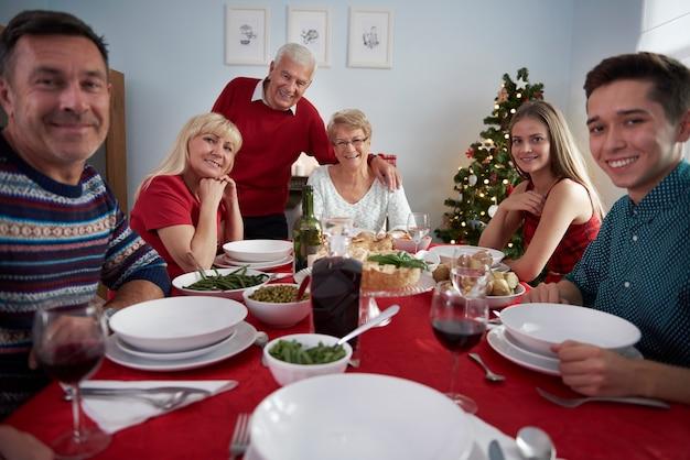 これが私たちのクリスマスの伝統です 無料写真