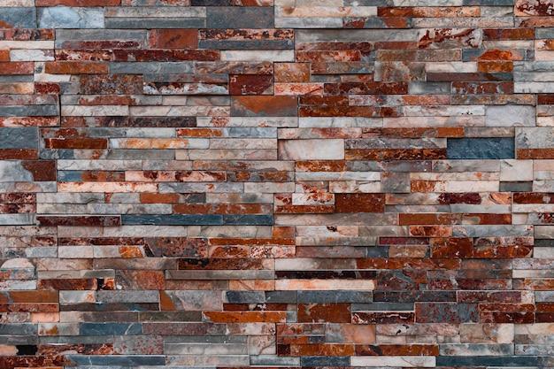 Fondo di struttura della parete delle mattonelle Foto Gratuite