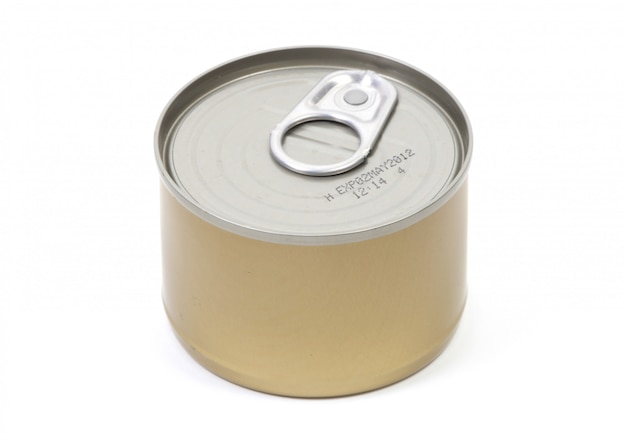 Tin can containter Free Photo