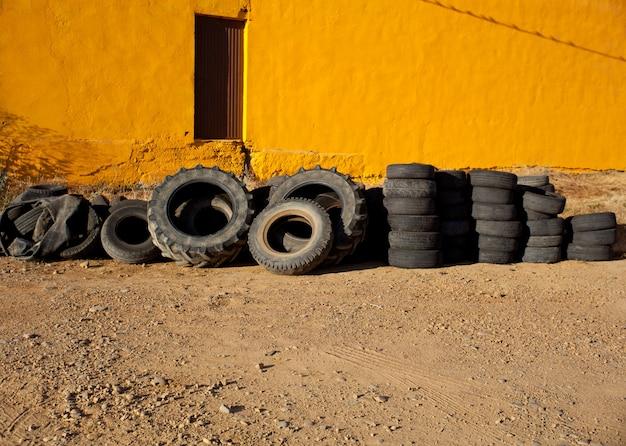 Tires Premium Photo