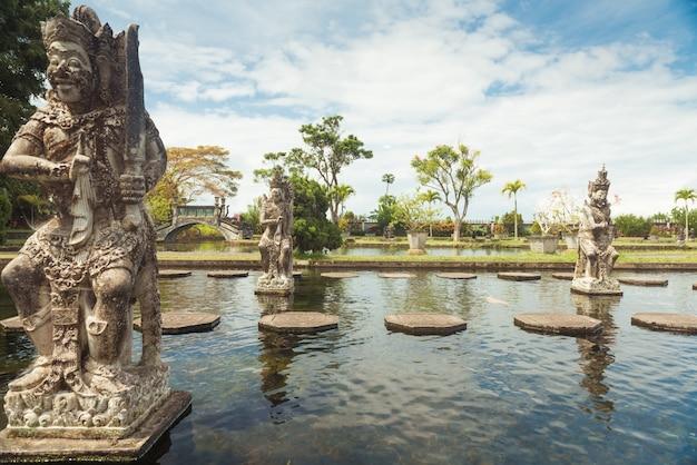 Tirtagangga water palace Free Photo