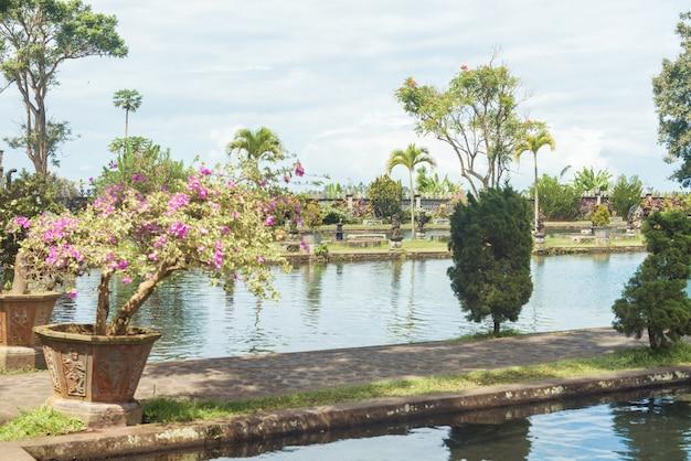 Tirtagangga水の宮殿 無料写真
