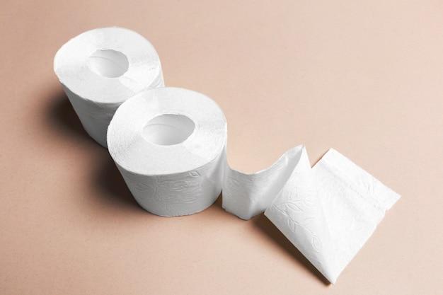 Toilet paper Premium Photo