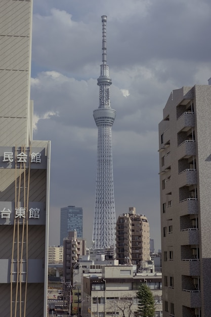 Tokyo skytree Бесплатные Фотографии