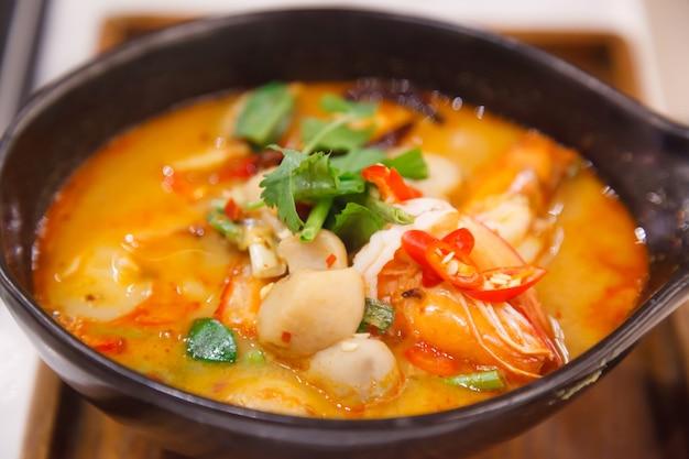 tiger tiger thai soup