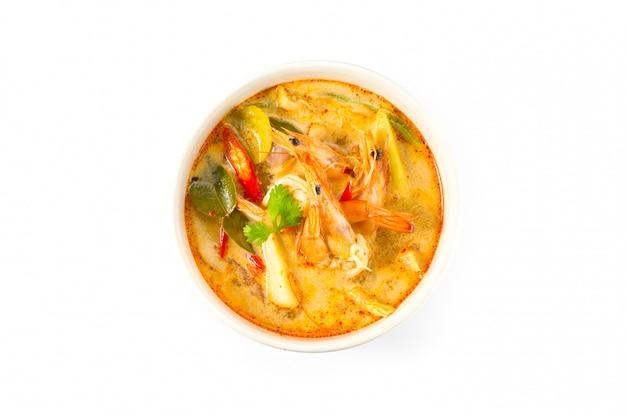 Tom yum soup Premium Photo