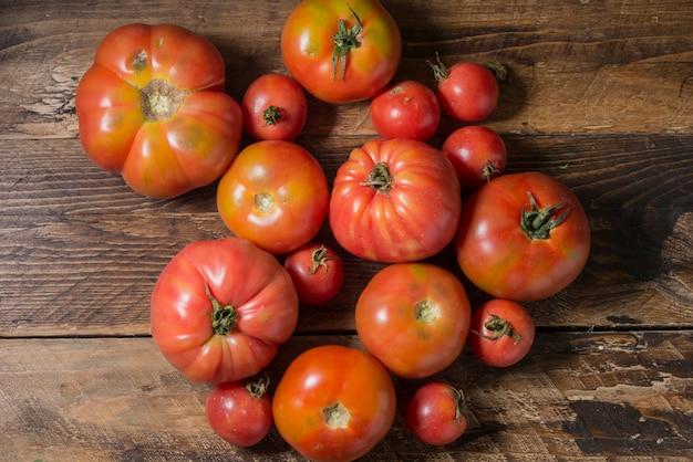 Tomatoes Premium Photo