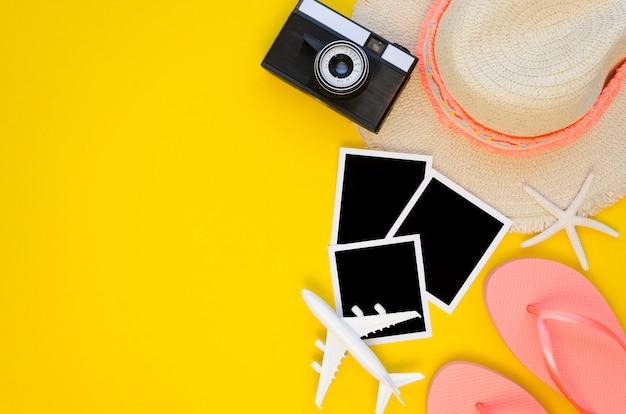 Инструменты подготовлены к празднику с копией пространства Бесплатные Фотографии