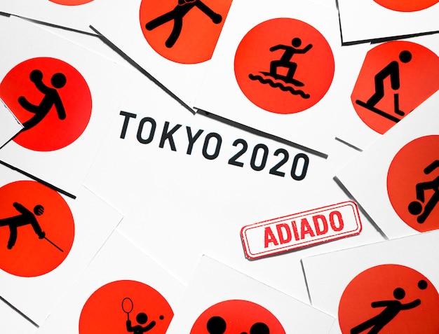 トップビュー2020スポーツイベント、品揃えを延期 無料写真