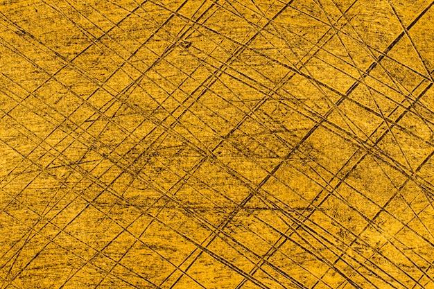 Вид сверху золотой поверхности фона Бесплатные Фотографии