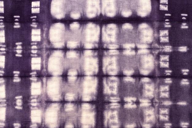 Top view of tie-dye fabric Premium Photo