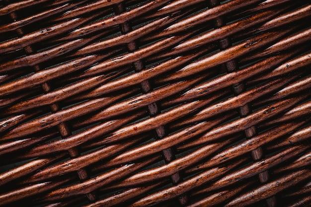 상위 뷰 나무 바구니 벽지 무료 사진
