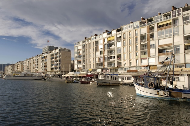 Toulon french riviera Premium Photo