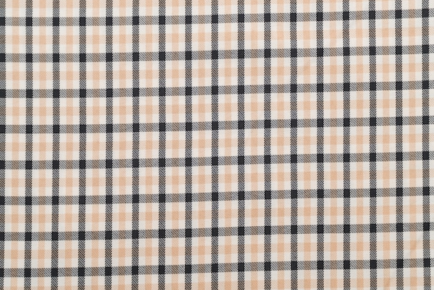 Traditional scottish grey tartan pattern Free Photo