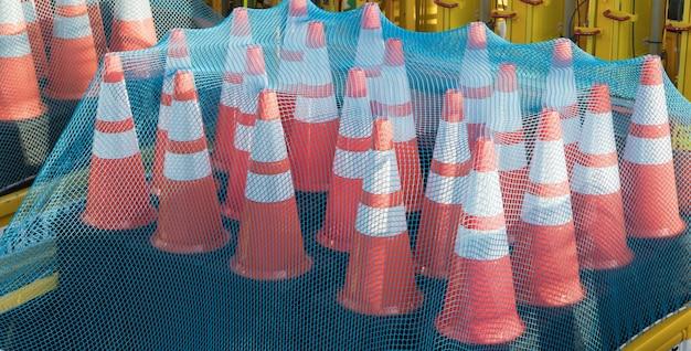 Traffic cone Free Photo