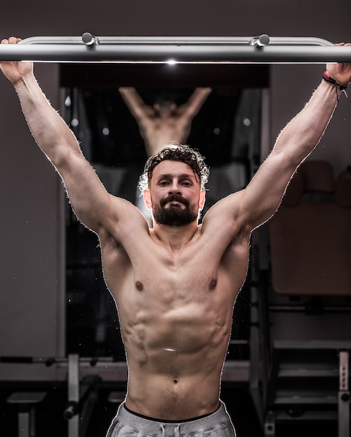 Training cross fit Free Photo