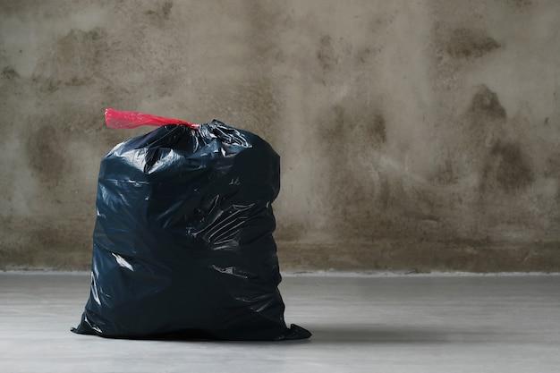 Trash bag Free Photo