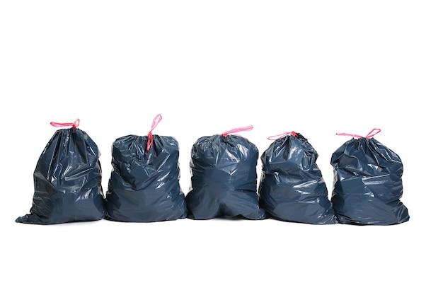 Sacchetti della spazzatura Foto Gratuite
