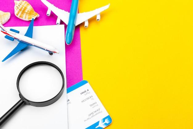 Travel planning Premium Photo