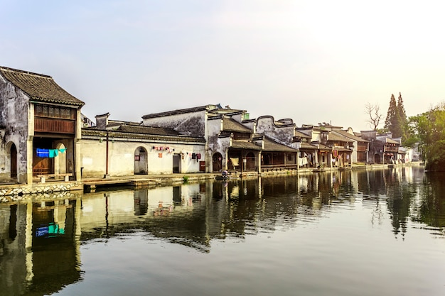 Travel rustic traditional stone water architecture Free Photo