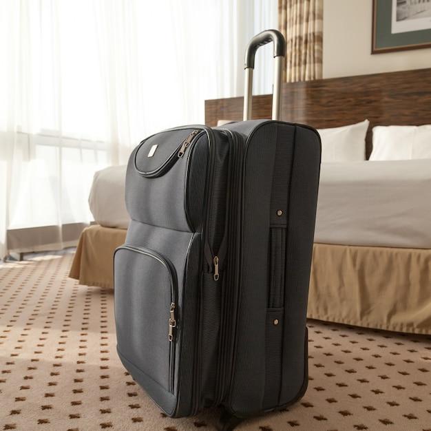 Travel suitcase Premium Photo