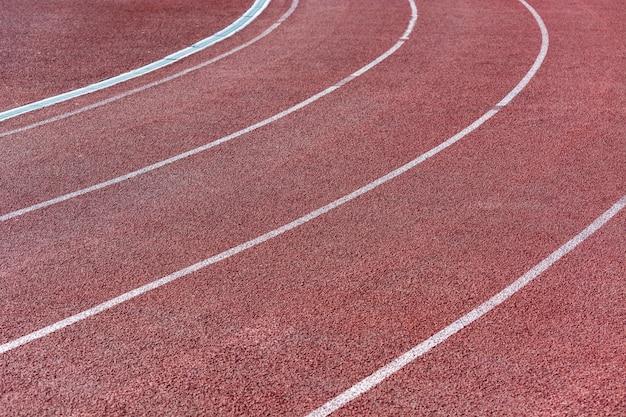 Treadmill for athletes background Premium Photo