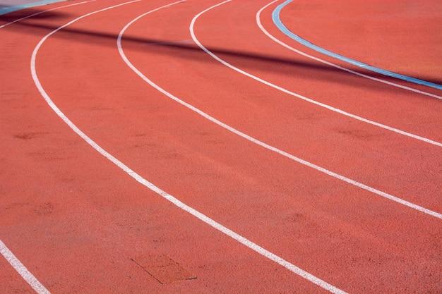 Treadmill for athletes Premium Photo
