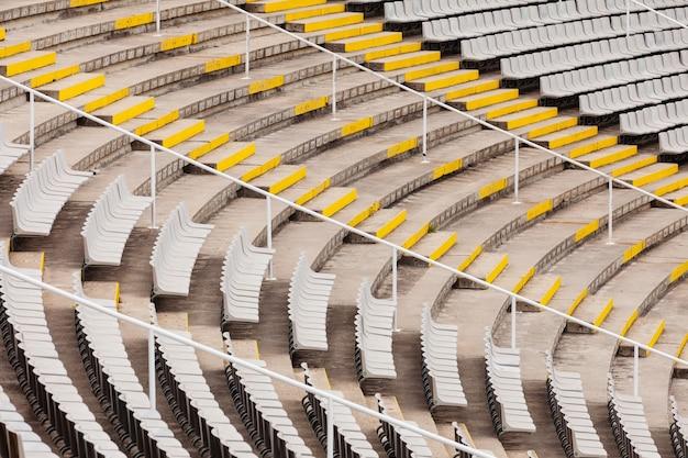 大きなスタジアムのトリビューン 無料写真