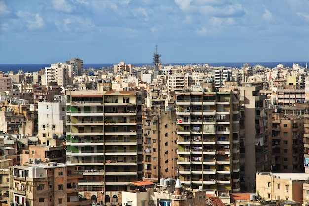 Tripoli city in lebanon, middle east Premium Photo