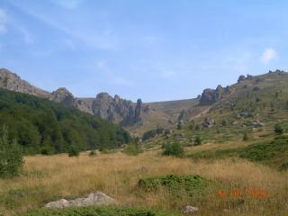 Tsvetelina Kostova-Simova, terrain