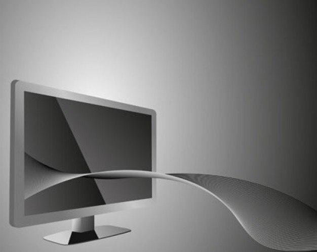 TV design vector