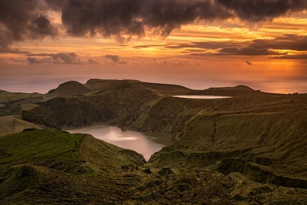 Twin lagoons Foto Gratuite