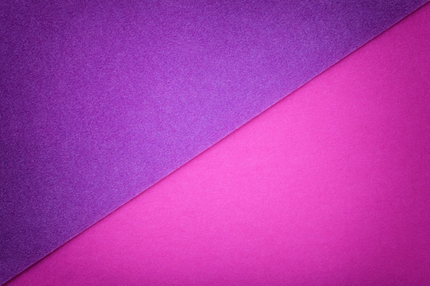 Two color background purple and violet shade. Premium Photo