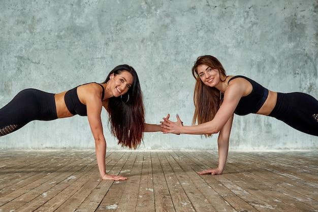 Фитнес работа девушек anna sazonova
