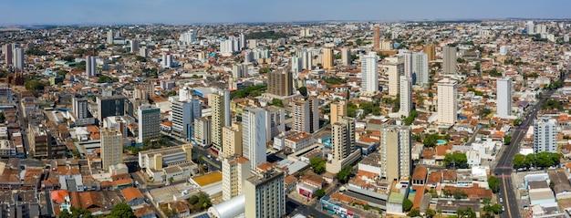 Uberaba, state of minas gerais, brazil Premium Photo