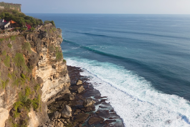 Uluwatu, bali island Premium Photo