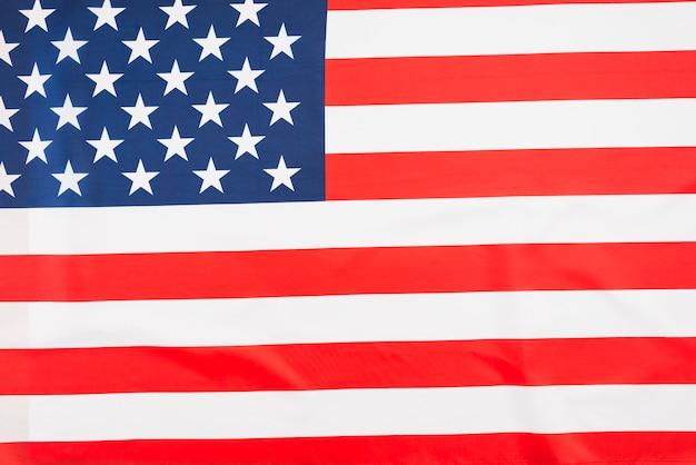 United states of america flag background Free Photo